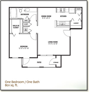 Apartments near The Villages Florida with e Bedroom